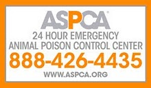 ASPCA Pet Poison Helpline
